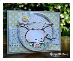 Linda McClain - Poppy Card