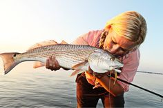 Redfish - Capt. Lacey