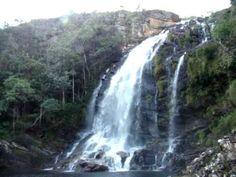Cachoeira Serra Morena 2 - Serra do Cipó MG