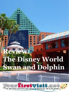 The Disney World Swan and Disney World Dolphin, like Shades of Green and the Four Seasons, are non-Disney hotels located in the heart of Disney World. Disney Resorts List, Best Disney Restaurants, Disney World Deals, Disney Resort Hotels, Disney Vacation Club, Disney World Planning, Walt Disney World Vacations, Disney Trips, Disney Travel