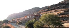 DESIGNBOOM: cometa architects builds rocksplit house into the greek island hillside http://www.davincilifestyle.com/designboom-cometa-architects-builds-rocksplit-house-into-the-greek-island-hillside/       apr 06, 2017  cometa architects builds rocksplit house into the greek island hillside      almost blending into the rocky hillside which characterizes the island of kea, a family home spread across three volumes has been built into the steep ground and narrow plot in gr