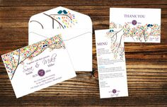 Hey, I found this really awesome Etsy listing at https://www.etsy.com/es/listing/176314923/paquete-papeleria-boda-invitaco-menu