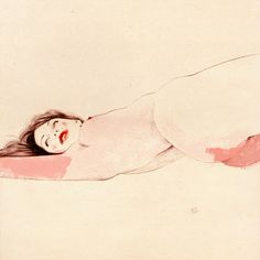 darksilenceinsuburbia: Conrad Roset. Muses.