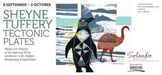 sheyne tuffery Plate Tectonics, Illustration, Artist, Animals, Style, Swag, Animales, Animaux, Artists