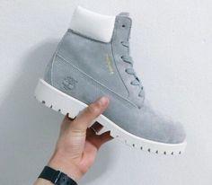 Grey Timberland