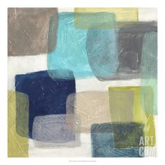 Transparency I Giclee Print by Megan Meagher at Art.com
