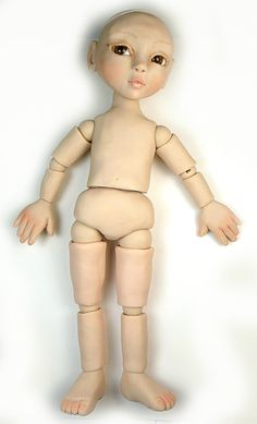 How to Sculpt a Ball Jointed Doll BJD Art Doll PDF by DollProject