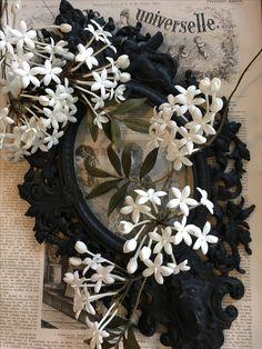 fabric flowers Jasmine