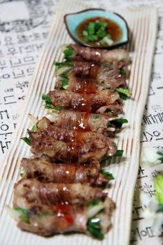 반값한우파는곳 나비한우 차돌박이를 이용한 소고기요리 수풀이네 오늘의 밥상요리메뉴는 차돌박이요리 소...