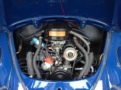FOR SALE: L633 VW Blue '67 Beetle