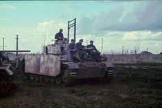 1596x1071. Pz.Bef.Wg.III Ausf.J w/Schurzen.