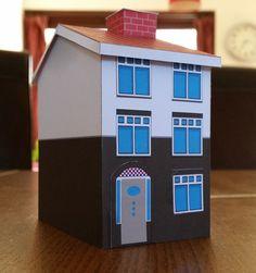 Wordt dit jouw nieuwe optrekje? Huis gemaakt voor De Raat makelaars voor een nieuwbouwproject in Rijnsburg.