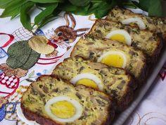 Un drob bun fara carne Finger Food Appetizers, Finger Foods, Appetizer Recipes, Vegetarian Recipes, Cooking Recipes, Good Food, Yummy Food, Romanian Food, Avocado Egg