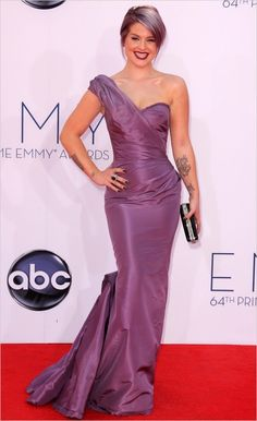 Kelly Osbourne in Zac Posen #weddingfashion #zacposen #weddingchicks http://www.weddingchicks.com/2014/02/18/zac-posen-wedding-gowns/