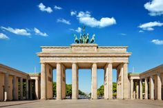 Day travel from Prague to Berlin. Do a walking tour of Dresden. Destroyed in WWII and rebuilt. See the Brandenburg gate Walking Tour, Walking Map, Tour Berlin, Berlin Wall, Berlin Travel, Germany Travel, Dresden, Great Places, Places To See
