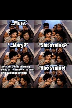 This is one of my favorite parts out of all of their X factor video diaries. I also love simple but affective, no jimmy protested, the salt in the hat, my goldfish is dead, and energy juice. But I love a lot more then just that. I really love all of it(: Lou was SO. FUNNY. And nails laugh was absolutely perfect.