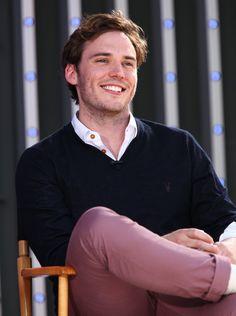 Sam Claflin interview Crushable bromance Chris Hemsworth Snow White and the Huntsman Kristen Stewart