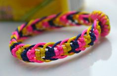 Top 5 Friendship Bracelet Patterns