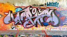 graffiti amsterdam - Google zoeken Graffiti Workshop, Amsterdam, Cavaliers Logo, Team Logo, Logos, Google, Art, Art Background, Logo