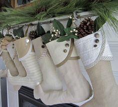 Dreamy Creamy Christmas Stocking