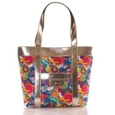 Glitz and Glam tote by Flaunt