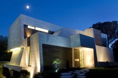 Contemporary Memory House by A-cero