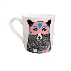 El Guapa Mug | Jimbob Art | Wolf & Badger