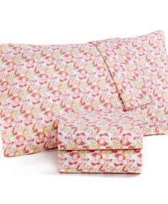 Martha Stewart Collection Wild Blossoms 300 Thread Count Sheet Sets