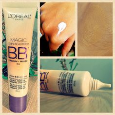 BB Cream. this is BY FAR THE BEST Drugstore one! @Erica Trevino This is the stuff I use I was telling you about.