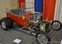 Grand National Roadster Show | Hotrod Hotline