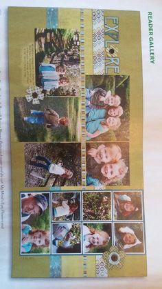 12 pics -- Scrapbook multi-pic layout