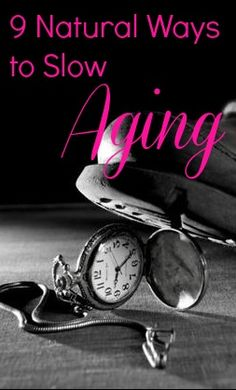 Forget expensive creams with harmful ingredients. Use these natural tactics to turn back the hands of time! http://www.rodalenews.com/slow-down-aging?cid=Synd_WH via @rodalenews