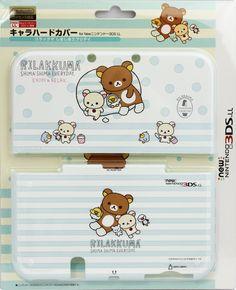 Rilakkuma Protect Case Cover for New Nintendo 3DS ll XL Japan | eBay