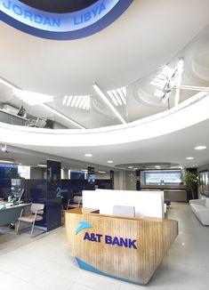 T Bank - banking Bank Interior Design, Banks Office, Office Interiors, Interior Office, Bank Branch, Retail Design, Retail Bank, Furniture, Reception