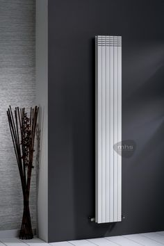 Abrook Vertical Radiators From Hot Interiors 2000mm Tall