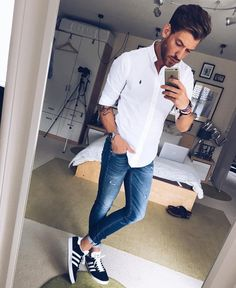 Cool Casual Outfit Ideas #mens #fashion - https://www.luxury.guugles.com/cool-casual-outfit-ideas-mens-fashion/