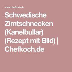 Schwedische Zimtschnecken (Kanelbullar) (Rezept mit Bild) | Chefkoch.de