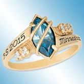 College Class Rings - Rings - Create Your Own Graduation Rings College, College Classes, Class Ring, Rings