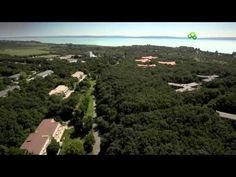 Magyarország madártávlatból - Balaton-felvidék - YouTube