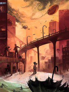 Illustrations by Cyril Rolando