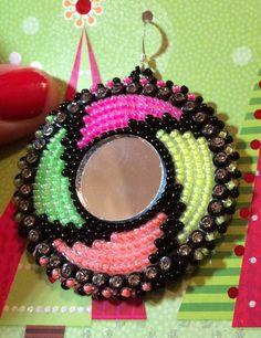 Earrings by Yvonne Sosa