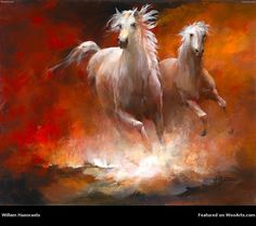 Willem Haenraets, love the colours he used!