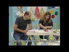 ▶ Aplicação em Alto Relevo - Ateliê na Tv (16/08/2013) - YouTube