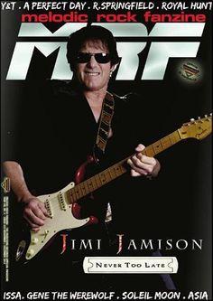 .Jimi <3 NRF Magazine. .