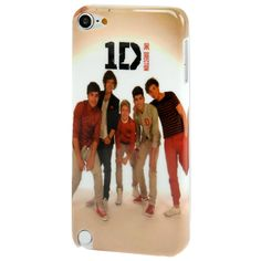 iPod Touch 5 One direction cover case, hoesje
