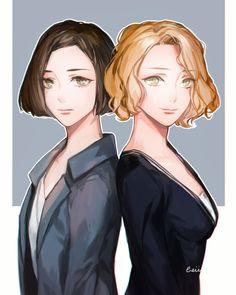 Teenie & Queenie Goldstein