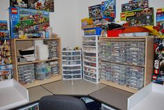 LEGO Room Ready 01 by ChrisDavidParkinson