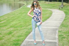 The Blues | For the Love of Fancy Blog