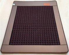 355.00$  Buy now - http://ali5vq.worldwells.pw/go.php?t=32489535925 - China Jade Heated Mat Magnetic Negative Ion Tourmaline Heating Germanium Mattress Pad Tourmaline Jade Mattress 1.0X1.9M For Sale