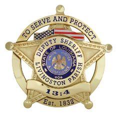 Livingston parish Sheriff LA